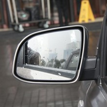forChangan ou nuoou nuoou is large white Jinglan mirror anti glare rearview mirror mirror reflection lens