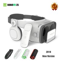 Bobovr Z5 Bobo Vr Z5 Virtual Reality Goggles 120 FOV 3D VR Glasses Google Cardboard With