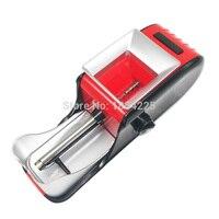 Cigarette Rolling Machine Tobacco Electric Cigarette Herb Grinder Roller Injector Tabac 220V EU plug