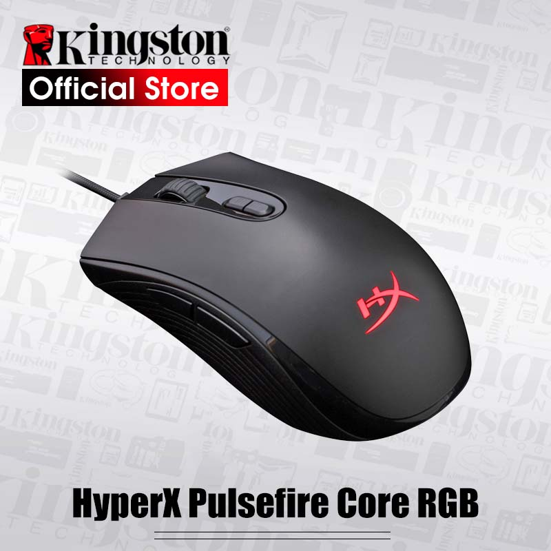Kingston HyperX Pulsefire FPS Professional gaming mouse Pulsefire Surge RGB and Pulsefire Core