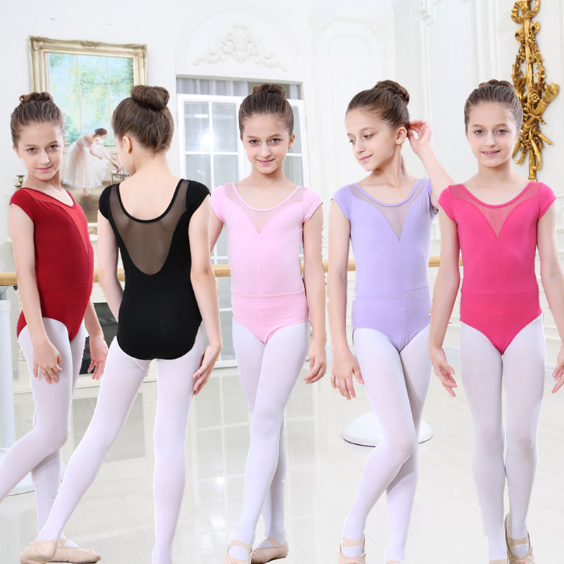 Black Girl Ballerina Leotard Girl Ballet Dress For Children Girl Dance Clothing Kids Kid Ballet Costumes For Girls Leotard Dance