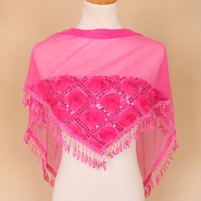 Women Triangular Silk   Scarf   Luxury Brand Female Lace   Scarves     Wrap   Shawl Lic Ladies Hollow Out Knitted   Scarf