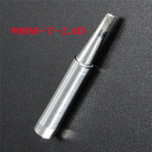 1pc 900M-T-2.4D Soldering Leader-Free Solder Replacement Iron Tip For Hakko 936 907 Handle
