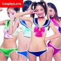 Stock de alta Calidad de Las Mujeres Hermosas Sexy Anime Sailor Moon Lencería Sujetador de la Ropa Interior Cosplay Bikini Envío Gratis