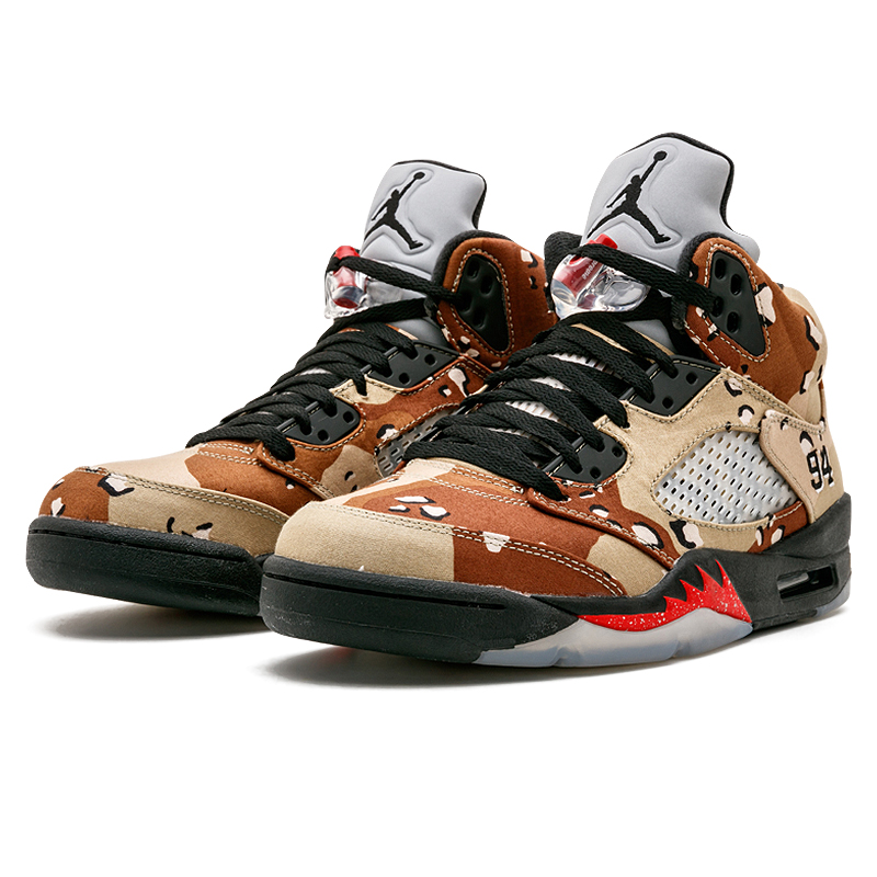 low priced d2fad d1b47 Sale! Home   Shop   Men   Active Wear   Nike   Nike Air Jordan 5 Retro  Supreme