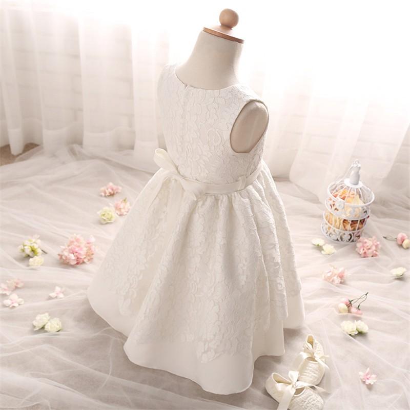 Newborn Dress For Christening (1)