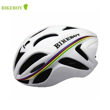 New 2016 Top-quality Integrally Molded BIKEBOY Bicycle Sports Helmet Ultralight Cycling bike ciclismo 56-62 CM