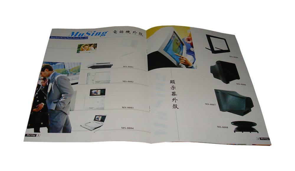 Hardcover book printing ,CMYK printing, price without shipping to