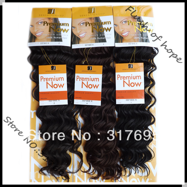 Free shipping premium now deep wave synthetic hair extension hair free shipping premium now deep wave synthetic hair extension hair weaving weft color 18 color pmusecretfo Gallery