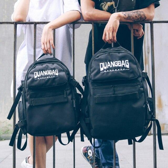 78b3a6591c Mode Street sac à dos pour homme et femme Oxford Skate Pack sac imperméable  voyage sac