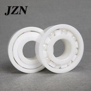 Abec 9 cuscinetti a rulli 608 de uma sfera em cerâmica cuscinetto inline da skate em miniatura cuscinetti a sfera em ceram