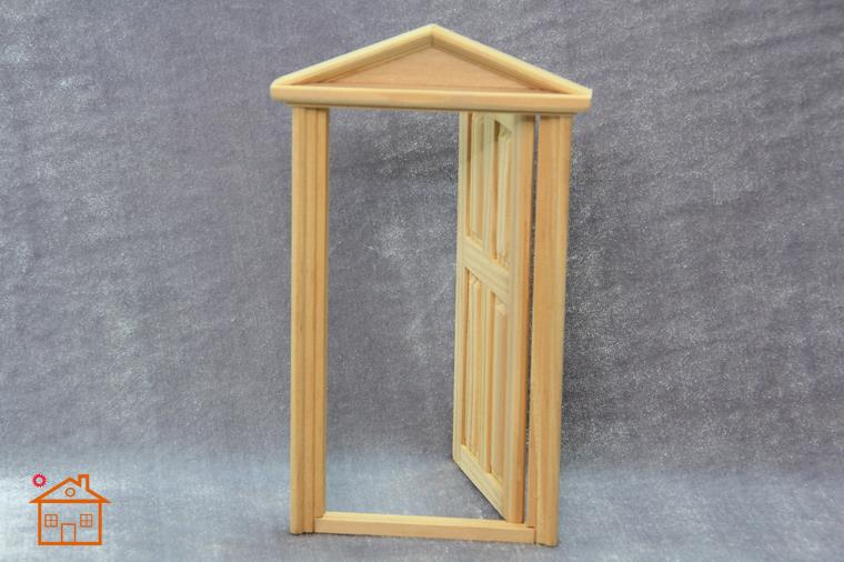 Frame Exterior Door Picture More Detailed Picture About