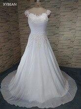 ! 2015 A line Sweetheart Organza Women Vestidos White / Ivory Wedding Dresses FS1065