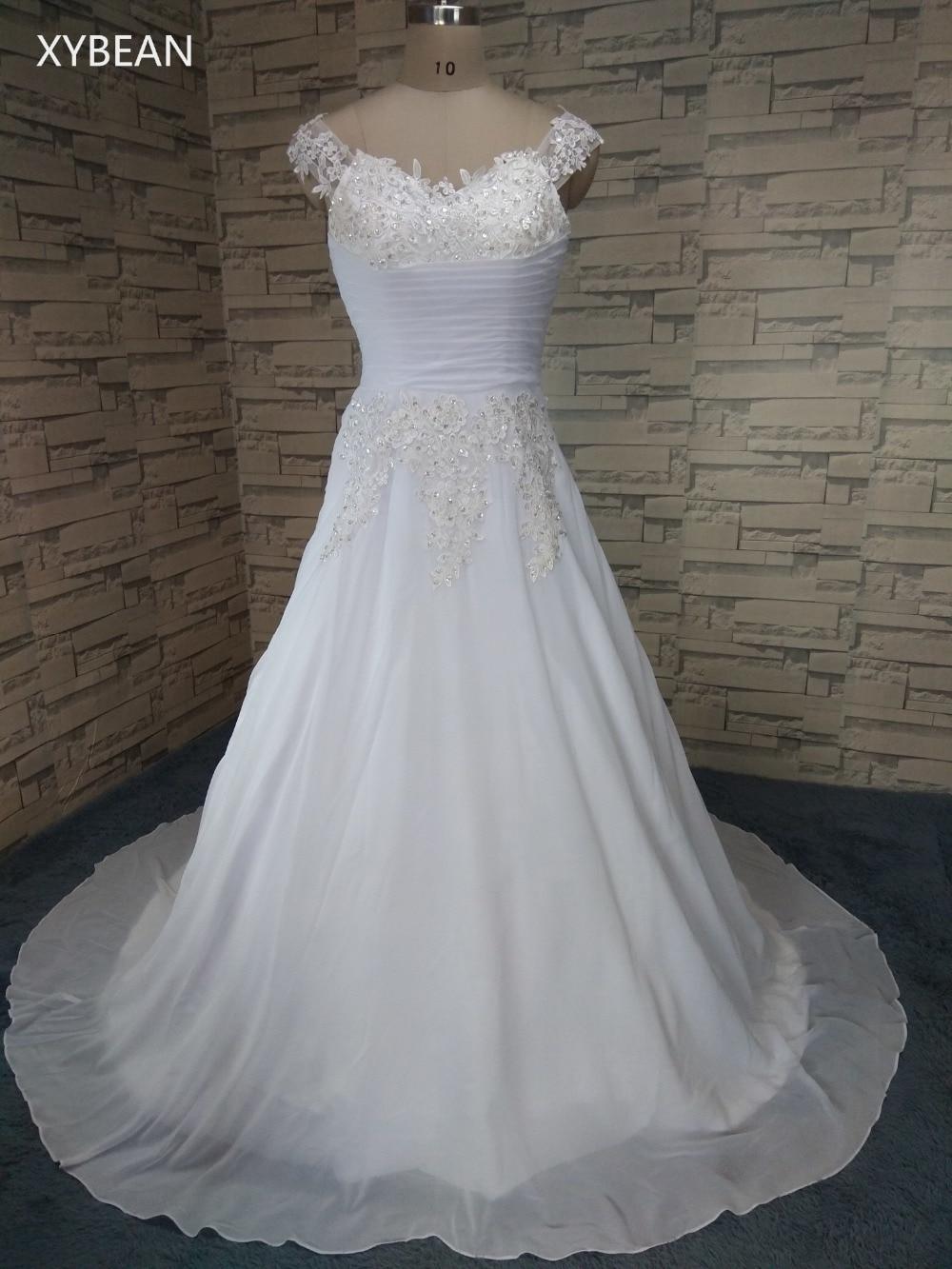 Ingyenes szállítás ! 2015 Új érkezés egy vonalba Sweetheart - Esküvői ruhák
