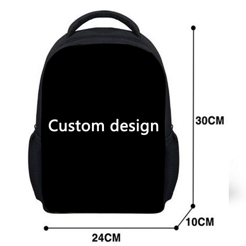 Funny Designs Child Backpack To School Bags Printing for Baby Boys Toddler Small Schoolbags Cartoon Preschool Dropshipping in Backpacks from Luggage Bags