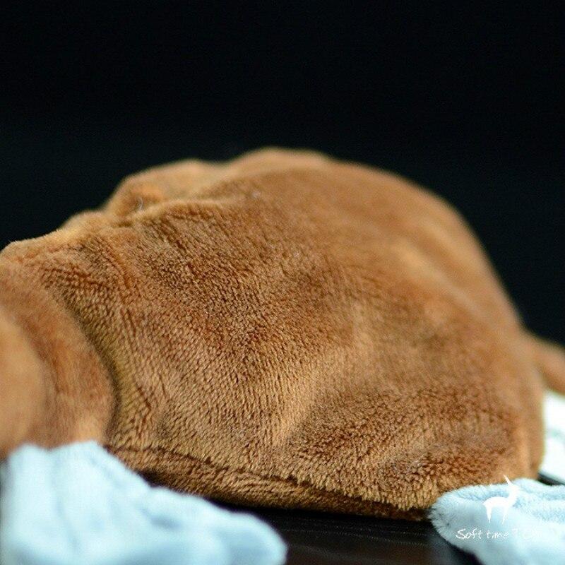 Millffy 1 Piece 20cm Cute Platypus Doll Super Cute Sandbag Platypus Simulation Platypus Animal Plush Toys Gift Gifts Stuffed & Plush Animals Toys & Hobbies
