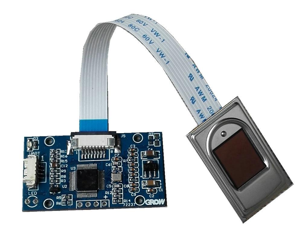 R306 Capacitive Fingerprint Reader/ Module/Sensor/Scanner   FPC1011F3 r303 capacitive fingerprint reader module sensor scanner for arduino