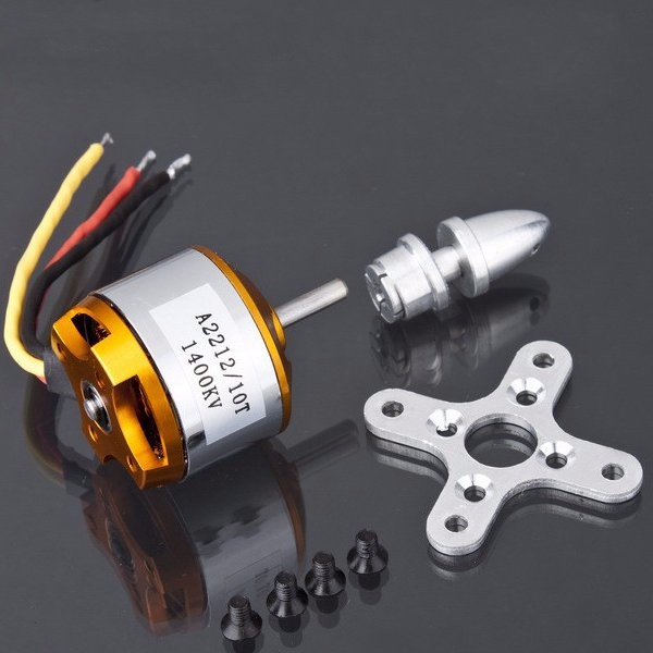 XXD A2212 1400KV Brushless Motor For RC Airplane Quadcopter Aircraft Plane Multi-copter Brushless Outrunner Motor xxd a2217 2217 950kv 1250kv 1500kv 2300kv 2 3s outrunner brushless motor for quadcopter multicopter hexa octa multi rotor copt