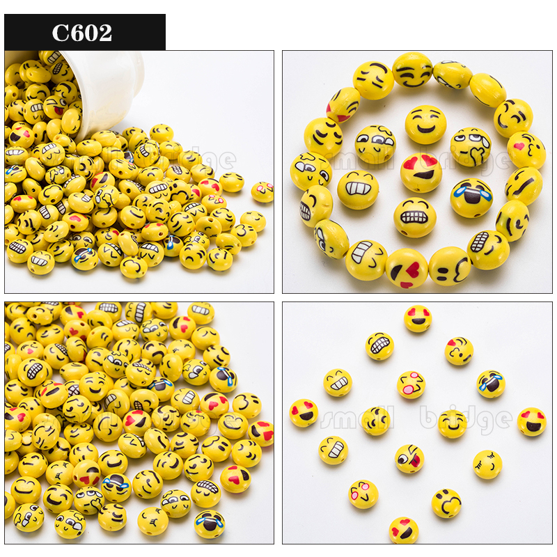 Polymer Clay Beads (2)