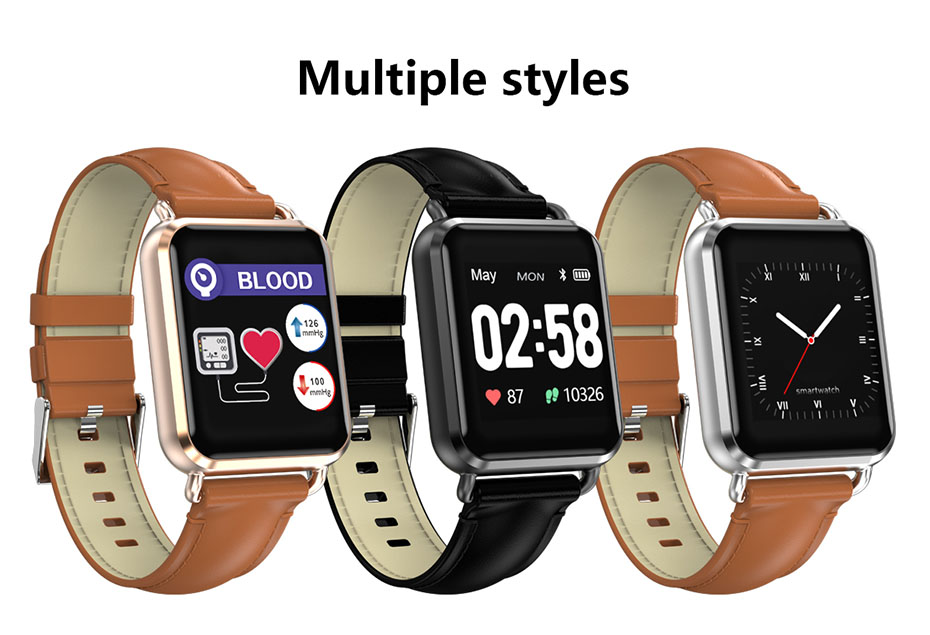 COLMI ECG Smartwatch Electrocardiography Heart Rate Monitor Smart Watch Activity Fitness Tracker Clock for IOS Android_15