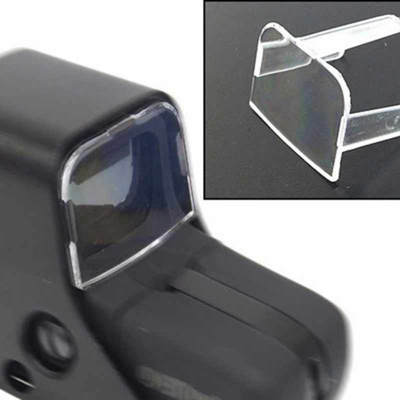 2019 Tactical Hunting Airsoft Scope Rood/Groen Dot Sight Lens Beschermende Holosight Cover Voor 551/552/553 /557 Type EX013
