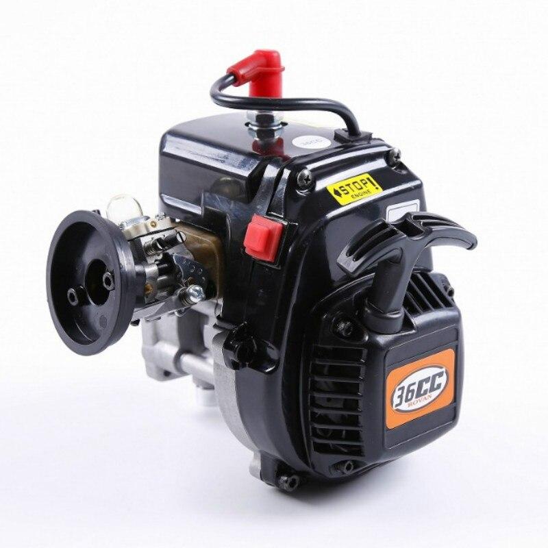 36cc 4 Bouten Motor voor 1/5 Hpi Rovan KM Baja 5b 5 t 5sc 4wd Losi 5ive t Rc Auto Onderdelen-in Onderdelen & accessoires van Speelgoed & Hobbies op  Groep 1