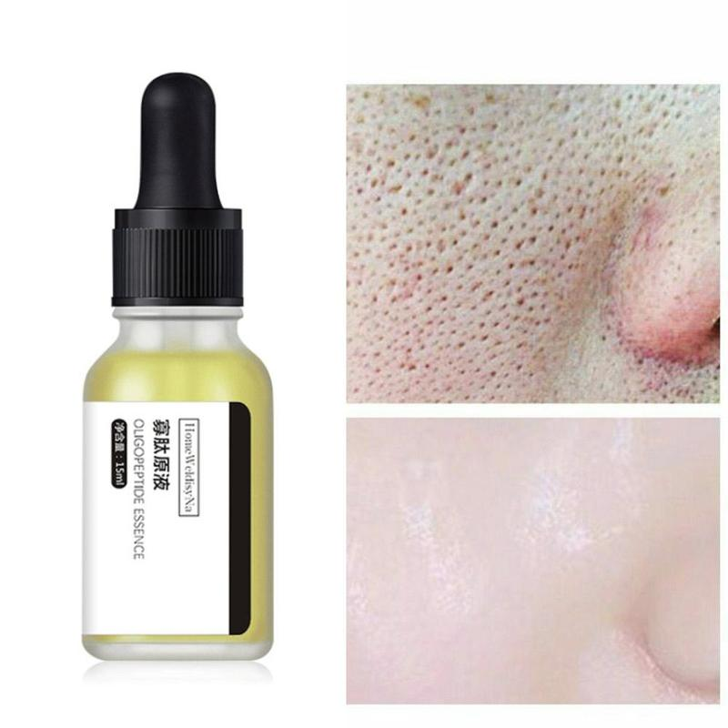 Firming Collagen Strong Anti Wrinkle Oligopeptide Essence Liquid Natural Moisturizing Repair Red Blood Face Care