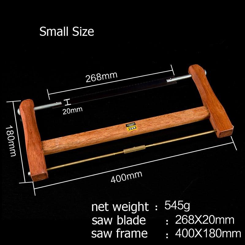 580mm / 400mm Grande telaio di piccole dimensioni Sega in acciaio - Utensili manuali - Fotografia 3