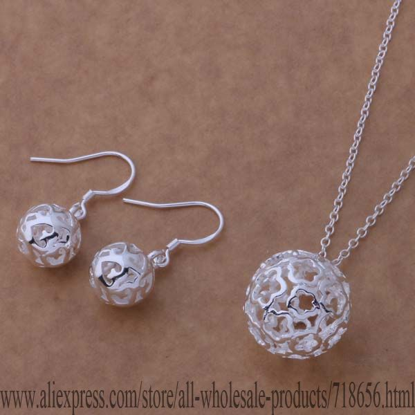 AS224 Silver plated Jewelry...