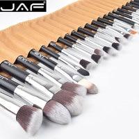 JAF Brand 24 Makeup Brush Suit High Quality Professional Makeup Artist Brush Tool Kit