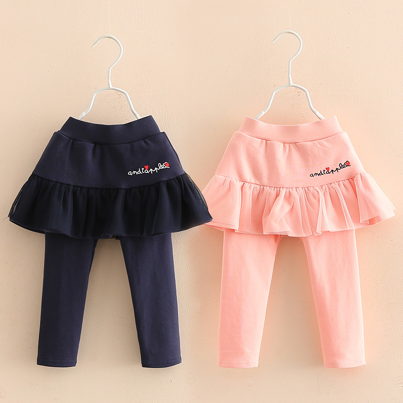 3f5b2ad14 Baby Solid Color Hit Underpant 2017 Spring Clothes Korean New ...