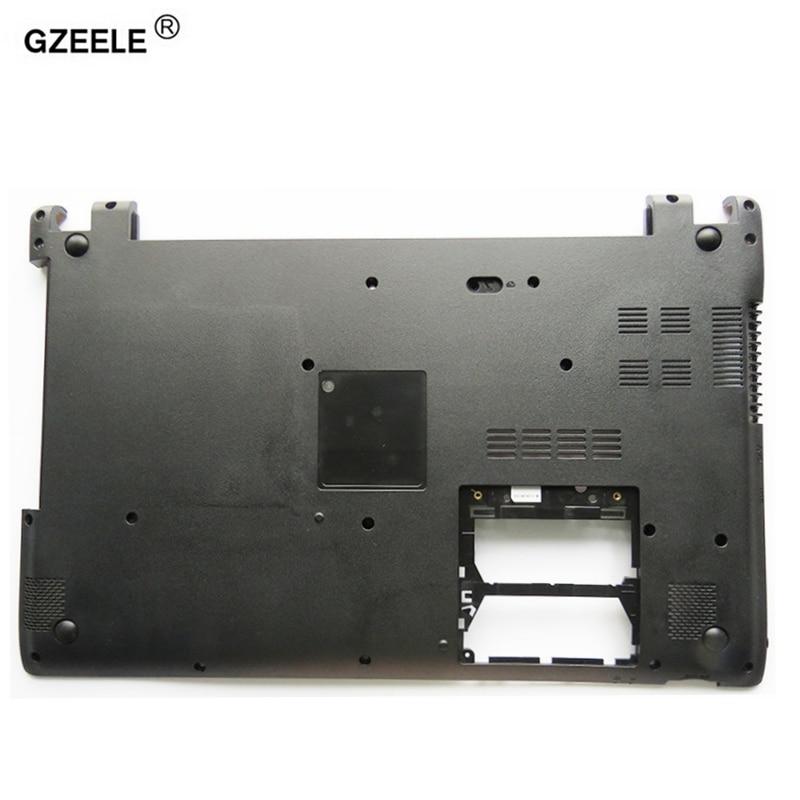 GZEELE laptop Bottom base case cover For Acer Aspire V5-571 V5-571G V5-531G V5-531 MainBoard Casing lower shell for Non-touch