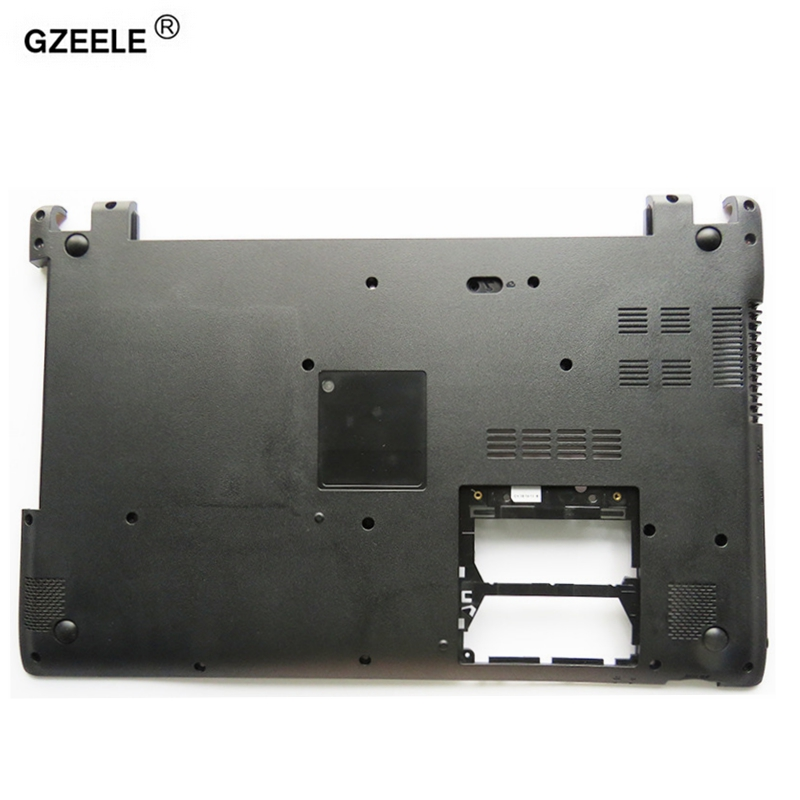 GZEELE portable Bas de cas de couverture de base Pour Acer Aspire V5-571 V5-571G V5-531G V5-531 Carte Mère Boîtier inférieur shell pour Non-tactile