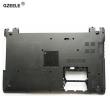 GZEELE portátil base inferior de la cubierta del caso para Acer Aspire V5-571 V5-571G V5-531G V5-531 placa base carcasa inferior shell para no-touch(China)