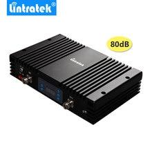 معزز الإشارة 3G, مكرر 80db Gain 3G معزز الإشارة 2100 مكرر WCDMA مكبر للصوت AGC MGC UMTS 2100MHZ 3G معزز الإشارة مع شاشة LCD #35