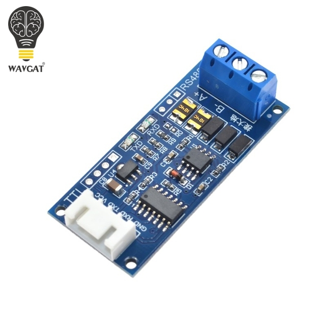 Rs485 Modules Between Arduino Uno R3 Wiring Diagram Free Download ...