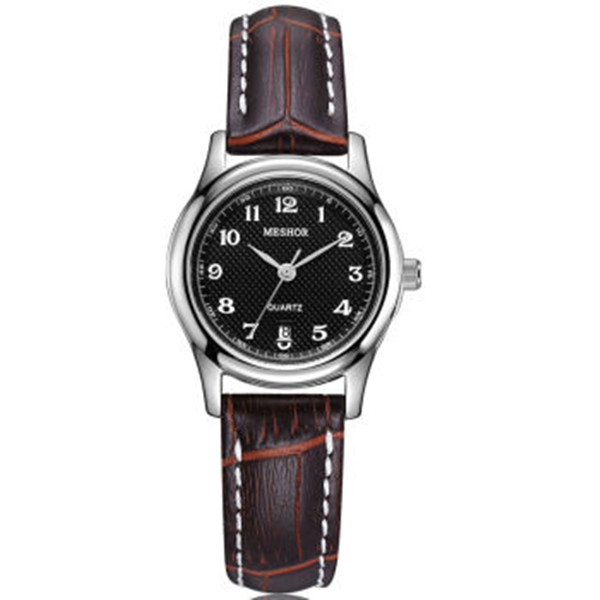 (MESHOR) fashion leisure steel watch with a quartz couples MS.5003L.17.219
