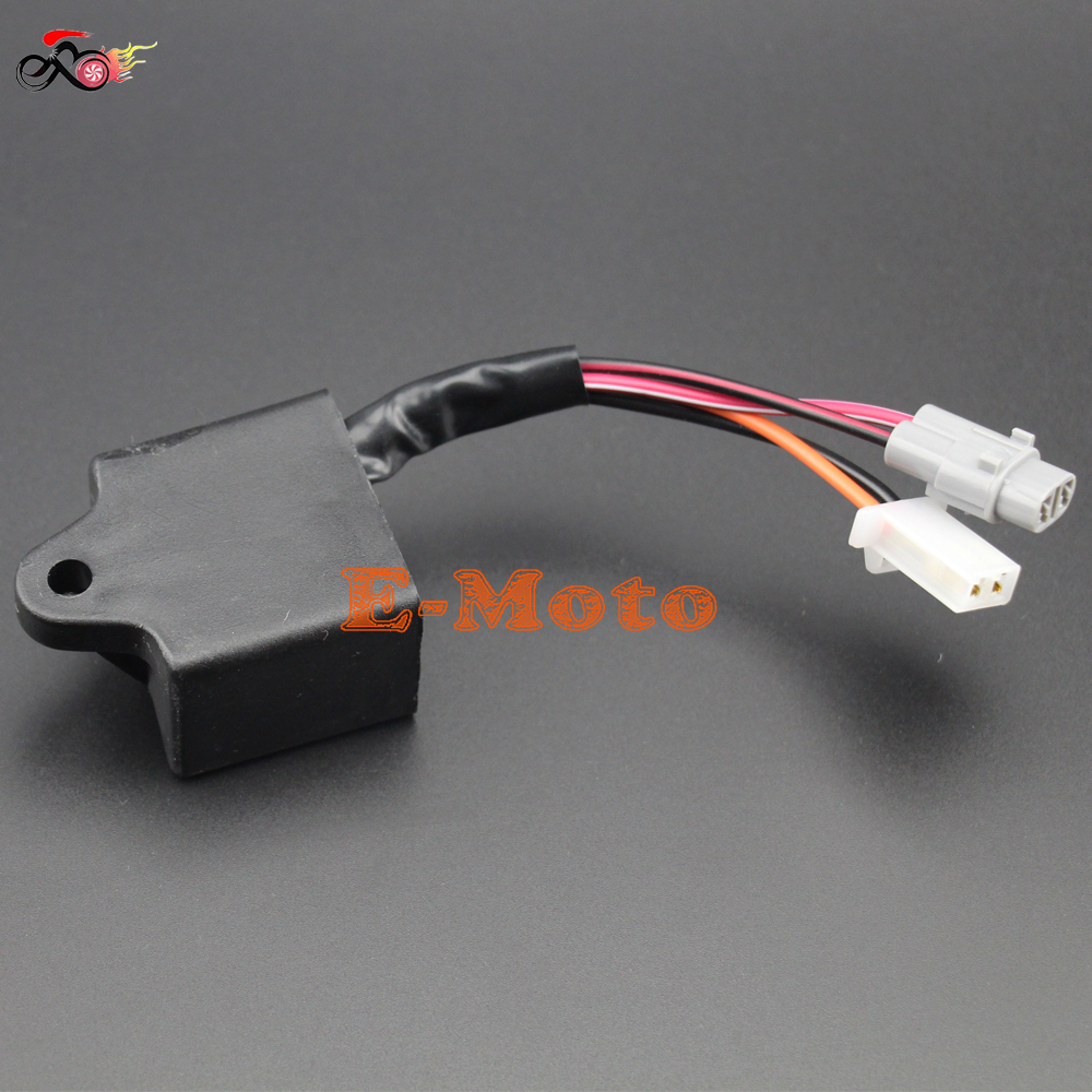 new aftermarket cdi ignition coil box control unit for yamaha pw50 pw peewee 50 dirt bike e moto in motorbike ingition from automobiles motorcycles on  [ 1000 x 1000 Pixel ]
