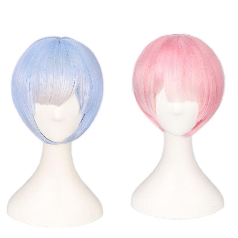 fibra de resistência ao calor peruca cosplay