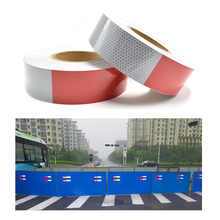 New 10 pcs reflective Truck body stickers for warming Free shipping