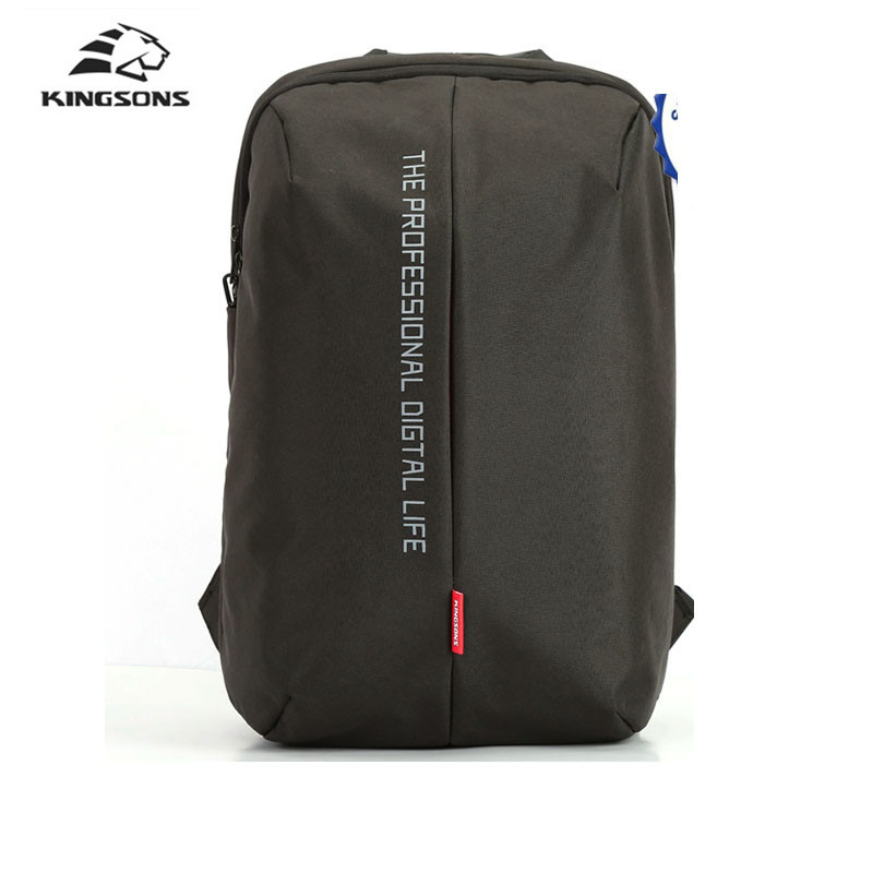 e2563130e909 US $27.7 46% OFF|Kingsons Laptop Backpack 15.6 Inch High Quality Waterproof  Nylon Bags Business Dayback Men and Women's Knapsack Travel backpack-in ...