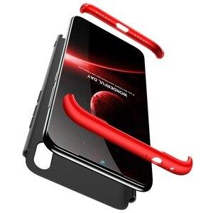 Image 4 - สำหรับ Xiao mi สีแดง mi หมายเหตุ 7 mi Note7 Case 360 ป้องกันโทรศัพท์กันกระแทก 3in1 ฝาครอบกรณี