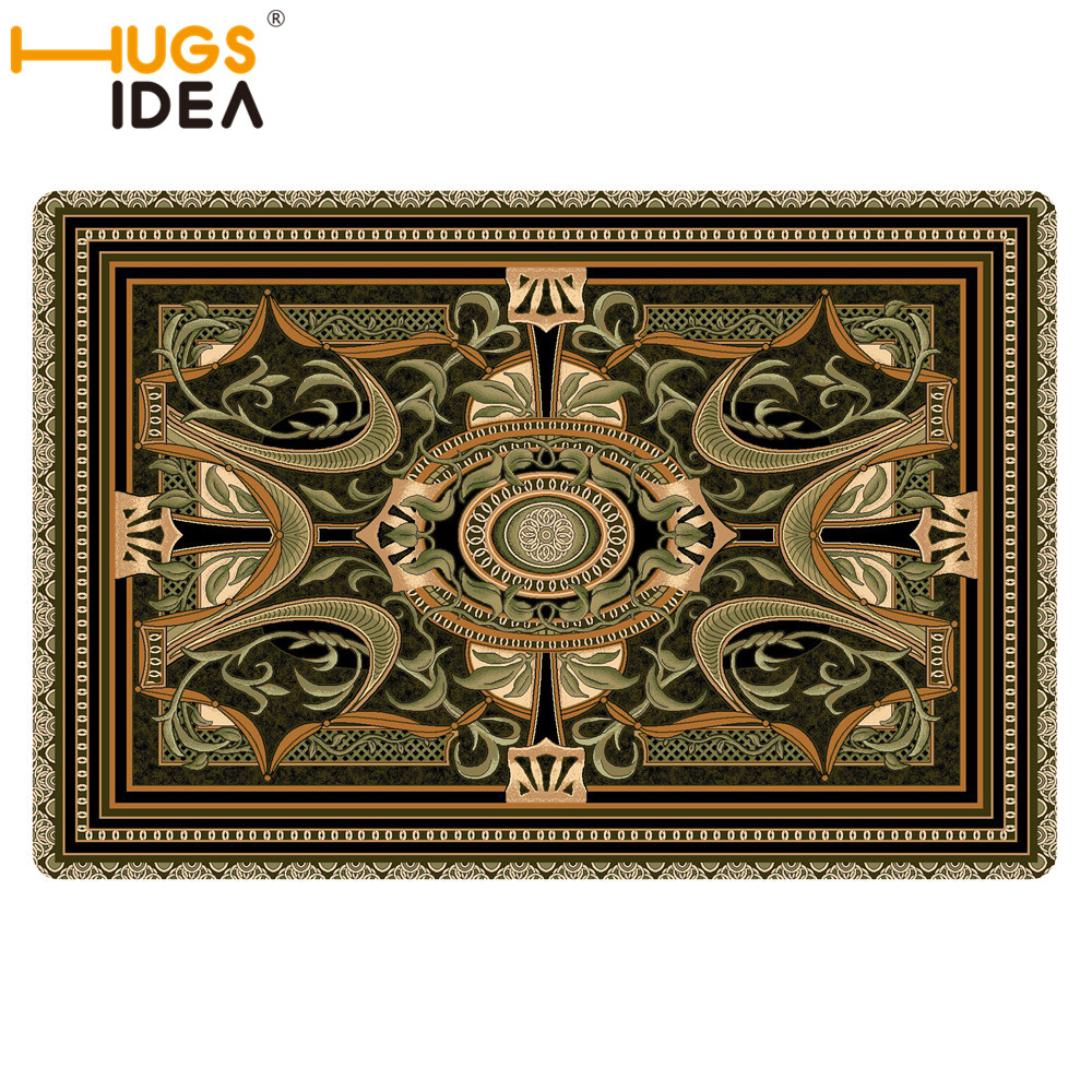 Fashion Retro Gothic Carpet Rug Carpets Living Room 2mm