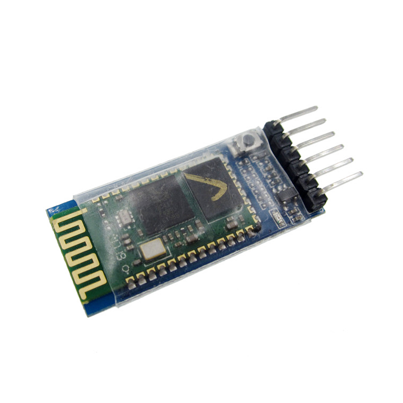 1pcs/lot HC-05 HC 05 RF Wireless Bluetooth Transceiver Slave Module RS232 / TTL to UART converter and adapter drf4431f13 433mhz 13dbm rf wireless transceiver module