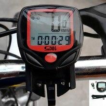 Велосипед Компьютер Водонепроницаемый Досуг 14 Функции ЖК-Дисплей MTB Велосипедные Компьютеры Велоспорт Одометр Спорт Спидометр MBI-67