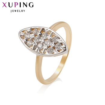 Xuping Fashion Ring High Quality Charm Design Rings jewelry Promotion Party Gift for Women 11494