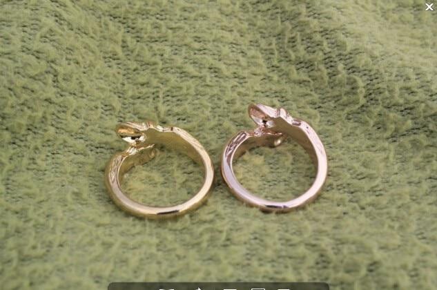 Оптовая продажа 12 шт регулируемое новое модное кольцо в форме