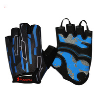 High Quality Unisex Cycling Gloves Men Women Half Finger Outdoor Mountain Sport Bicycle Gloves MTB Bike