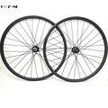 Go-zone 27 5 er диски для горных велосипедов Углеродные колеса Асимметричные 35x25 мм бескамерные Novatec D791SB D792SB Boost 110x15 148x12 mtb велосипедная пара колес