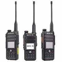 מכשיר הקשר Band Dual DMR Retevis RT82 GPS Digital Radio מכשיר הקשר 5W VHF UHF IP67 Waterproof הצפנה שיא Ham Radio משדר Hf (3)